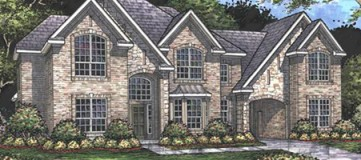 Steve Hawkins Custom Homes Sierra Blanca Plan
