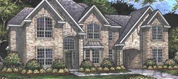 Steve Hawkins Custom Homes Sierra Blanca Plan