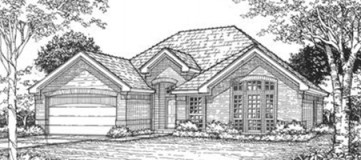 Steve Hawkins Custom Homes Sinclair Plan