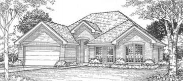 Steve Hawkins Custom Homes Sonora Plan