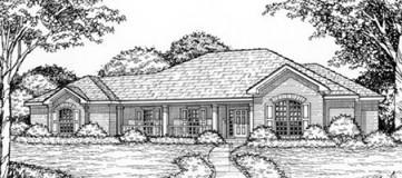 Steve Hawkins Custom Homes Teakwood Plan