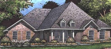 Steve Hawkins Custom Homes Timms Plan