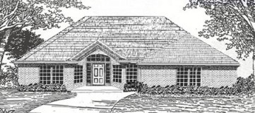 Steve Hawkins Custom Homes Ventura Plan
