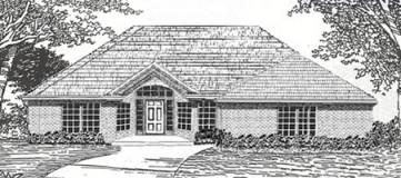 Steve Hawkins Custom Homes Ventura Plan