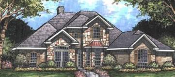 Steve Hawkins Custom Homes Victoria Plan