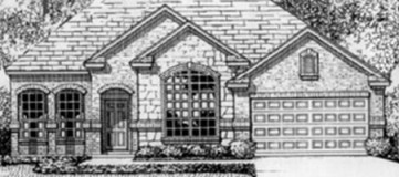 Steve Hawkins Custom Homes Westlake 2 Plan