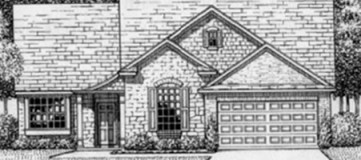 Steve Hawkins Custom Homes Westlake Plan