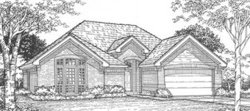 Steve Hawkins Custom Homes Westmore Plan