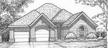 Steve Hawkins Custom Homes Wilshire Plan