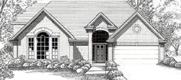 Steve Hawkins Custom Homes Woodhaven Plan