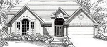Steve Hawkins Custom Homes Woodhaven Plan