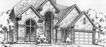 Steve Hawkins Custom Homes Woodmont Plan