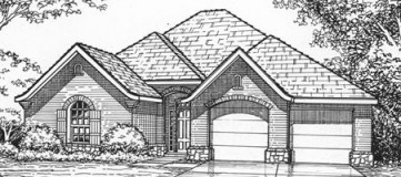 Steve Hawkins Custom Homes Woodwind Plan