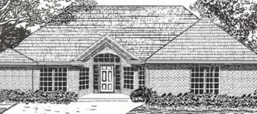 Steve Hawkins Custom Homes Yuba Plan