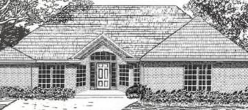 Steve Hawkins Custom Homes Yuba Plan
