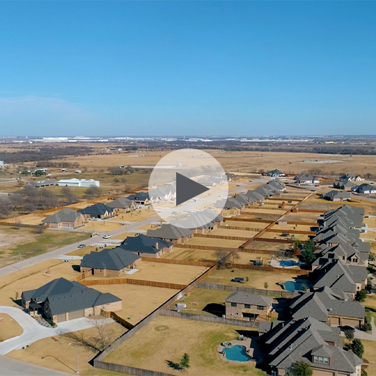 Steve Hawkins Custom Homes Springs Ranch Haslet